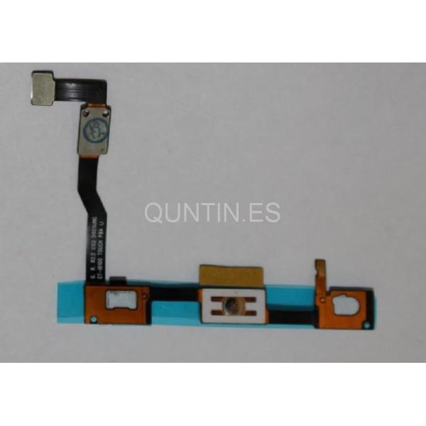 Samsung Galaxy S2 I9100 Cable flex con membrana de teclado