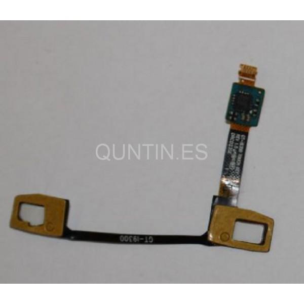 Samsung Galaxy S3 i9300 Cable flex con membrana de teclado