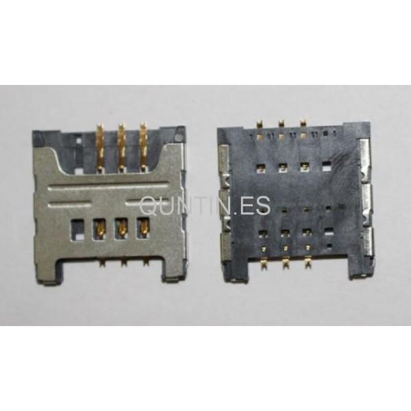 SAMSUNG TARJETA SIM  I9000 I9003 S5360 S3850 I9220 I8700 S3830 C3750 S3650 S5570 N7000 W799 S5560