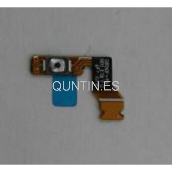Samsung Galaxy Alpha, G850F Flex de botón de encendido