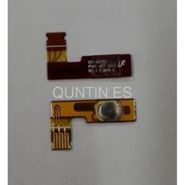 SAMSUNG GALAXY  Nexus I9250 Cable flex con interruptor de encendido