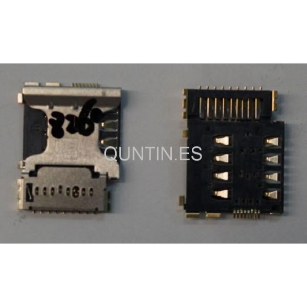 SAMSUNG I9128 I9128V I879 I8552 I8262 tarjetas SIM