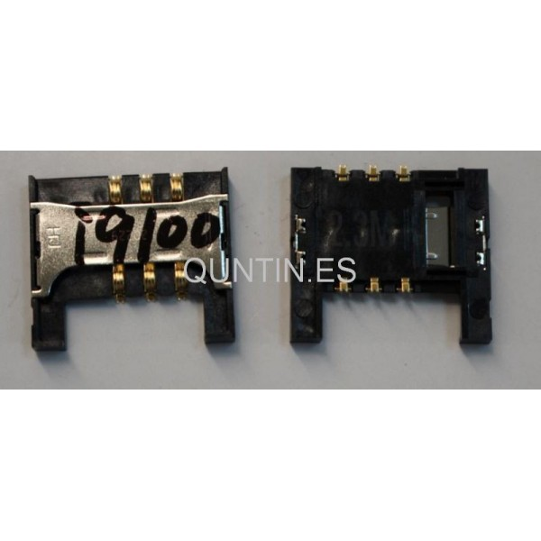 SAMSUNG I9000 I9003 I8700 S5360 S5570 I9220 N7000  tarjetas SIM