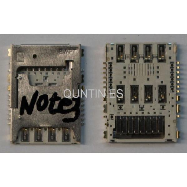 SAMSUNG  NOTE3 N9005,J1 J100 ,J5 J500,LG F70,D315,LG G3,GMEGA i9200 i9205 G900 TARJETA  SIM