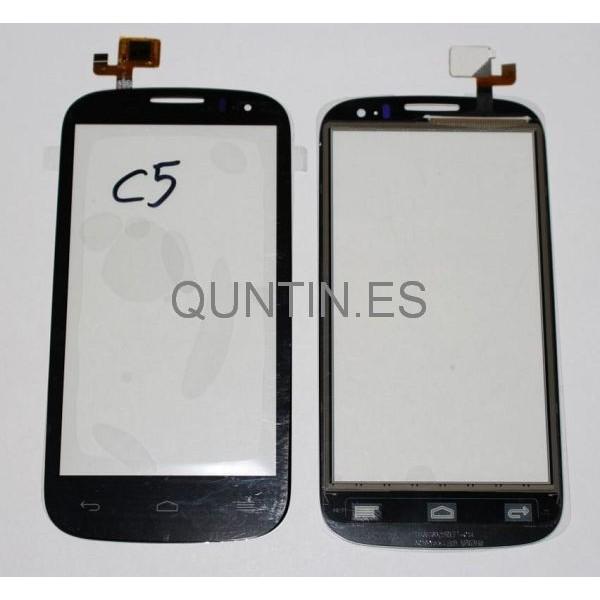 Alcatel One Touch Pop C5, 5036 Táctil Negro