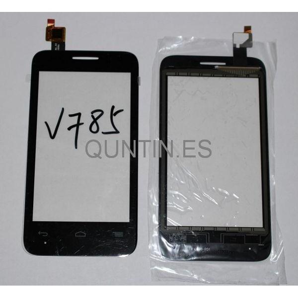 Vodafone smart mini,alcatel ot4030 ,V875 Pantalla táctil Vodafone smart mini (alcatel V875), OT4030 Tactil Negrao